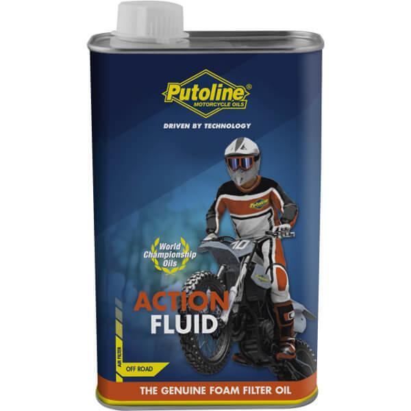 motorcycle foam filter oil