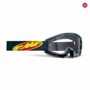 goggles on clear background